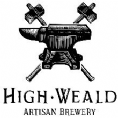 First Gold IPA, Alc 5.4% - High Weald Brewery